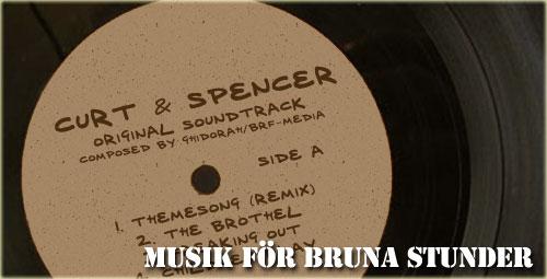 musik och ljud från brunfilm